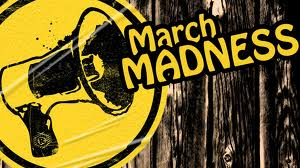 ITS MARCH AND ITS MAD!