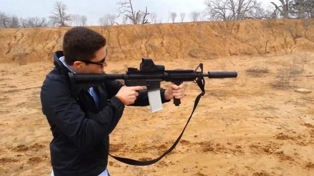 3D Printed Rifles